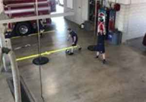 News video: These Oklahoma Firefighters Are No Dummies When it Comes to Their Morning Workouts