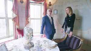 News video: Inside Tommy Hilfiger's $50 Million Penthouse in the Plaza Hotel | Open Door