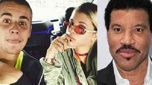 News video: Lionel Richie Goes OFF On Sofia's Ex Justin Bieber!