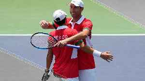 News video: Mexico Is After The Davis Cup