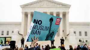 News video: SCOTUS Seems Likely To Uphold Trump's Travel Ban