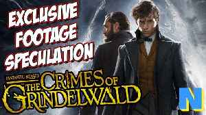 News video: Crimes of Grindelwald New Footage Revealed At CinemaCon | NW News