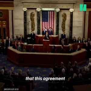 News video: Macron Takes Stand On Iran Deal