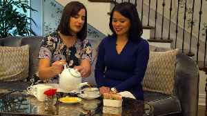 News video: Road to the Royal Wedding: Etiquette Class