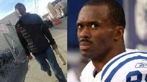News video: Ex NFL Star Caught on Video ATTACKING A Pedestrian WITH A BAT!