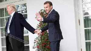 News video: Trump and Macron: An Unexpected Alliance