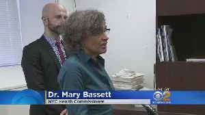 News video: 1 Dead In Legionnaires' Scare In Bronx