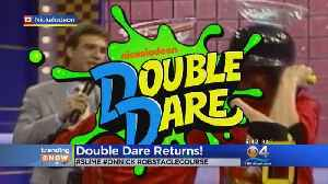 News video: TRENDING: Double Dare Is Coming Back!