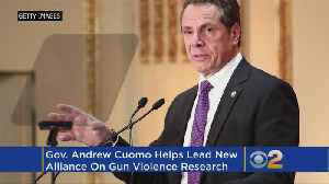 News video: Cuomo, Murphy, Malloy Among Governors Forming Group To Study Gun Violence, Offer Solutions