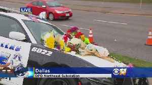 News video: DPD Mourning Loss Of Officer