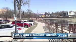 News video: Farmers' market continues search for new home