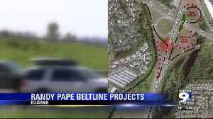 News video: ODOT holds open house on beltline projects