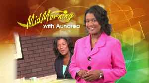 News video: Midmorning With Aundrea - April 25, 2018