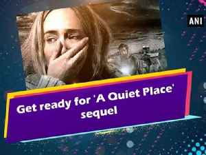 News video: Get ready for 'A Quiet Place' sequel