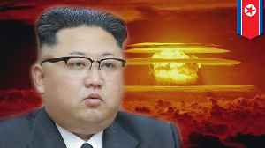 News video: North Korea nuclear test site unusable after collapse