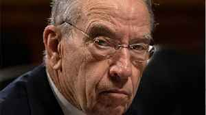 News video: Chuck Grassley' Forging Ahead WIth Mueller Protection Bill