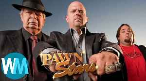 News video: Top 10 Coolest Items Brought in on Pawn Stars