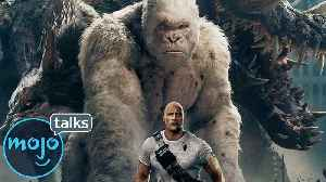 News video: Is Rampage (2018) as Violent As The Video Game? Spoiler Free Review! Mojo @ The Movies