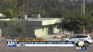 News video: 11-year-old reports Jamul kidnapping attempt