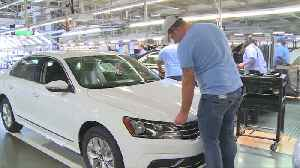 News video: Volkswagen on right path for new CEO despite profit hit
