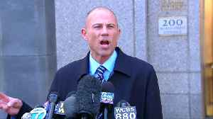 """News video: Trump """"should appear on Fox and Friends every morning"""": Avenatti"""