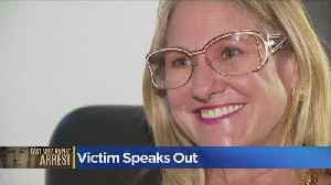 News video: Youngest Victim Calls Arrest In East Area Rapist Case 'Greatest Gift Ever'