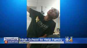 News video: High School Theater Students Fundraise For Teenager's Family