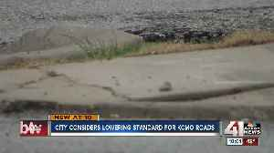 News video: KC council to consider lowering road standards