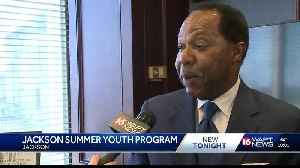 News video: Students can gain employment with Jackson Summer Youth Program