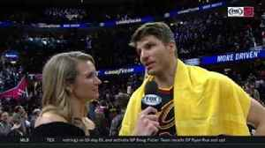 News video: Kyle Korver stresses that entire Cavs team has to pitch in