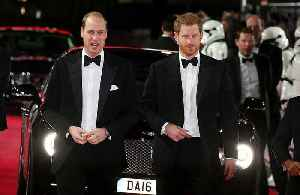 News video: Prince William to be Prince Harry's Best Man