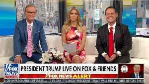 Missed 'Fox & Friends'? Here's what Trump said on Cohen, Ronny Jackson and more.