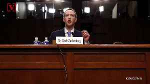 News video: Mark Zuckerberg Just Revealed One of His 'Great Regrets'