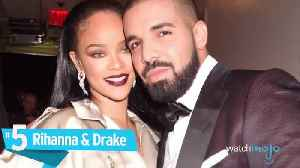 News video: Top 10 On Again off Again Celebrity Couples