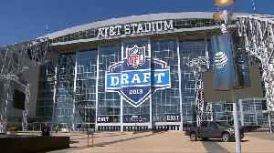 News video: 2018 NFL Draft Preview; What To Expect In Dallas