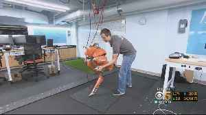 News video: Pasadena Lab Developing Robots That Could Help Those With Disabilities