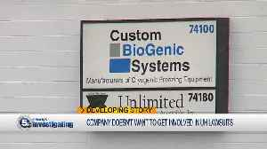 Company that manufactured storage tank in UH fertility clinic error responds to subpoena