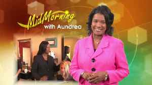 News video: Midmorning With Aundrea - April 26, 2018