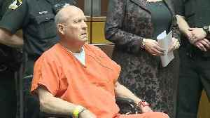 News video: 'Golden State Killer' appears in California court