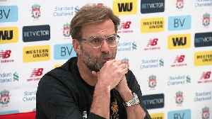 News video: Klopp issues plea for football fans to 'behave' in Rome