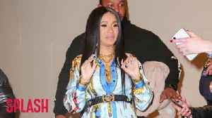 News video: Cardi B sued for $10M by ex-manager