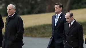News video: Reports: FBI Told WH About Rob Porter Abuse Allegations Last March