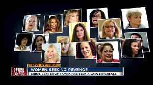 News video: As the Bill Cosby's of the world are exposed, more victims of sexual assault are coming forward