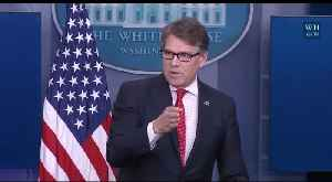News video: Rick Perry Humiliates Reporter On Global Warming