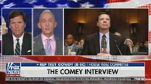 Gowdy on FBI making Carter Page out to be James Bond: He's more of a clown [Video]