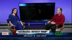 News video: Sour finish deflates majesty of 'Avengers: Infinity War' (MOVIE REVIEW)