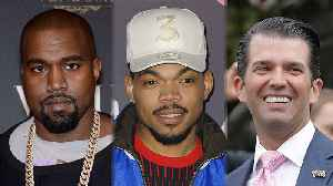 News video: ALL The Celebs Who SUPPORT Kanye West After Pro-Trump Tweets