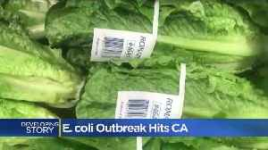 News video: Nearly 90 People Sickened In Romaine Lettuce E.Coli Outbreak