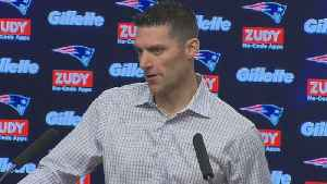 News video: Patriots' Nick Caserio Discusses Team's Two First-Round Draft Picks