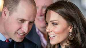News video: What Is The Name Of Prince William And Kate's Third Child?